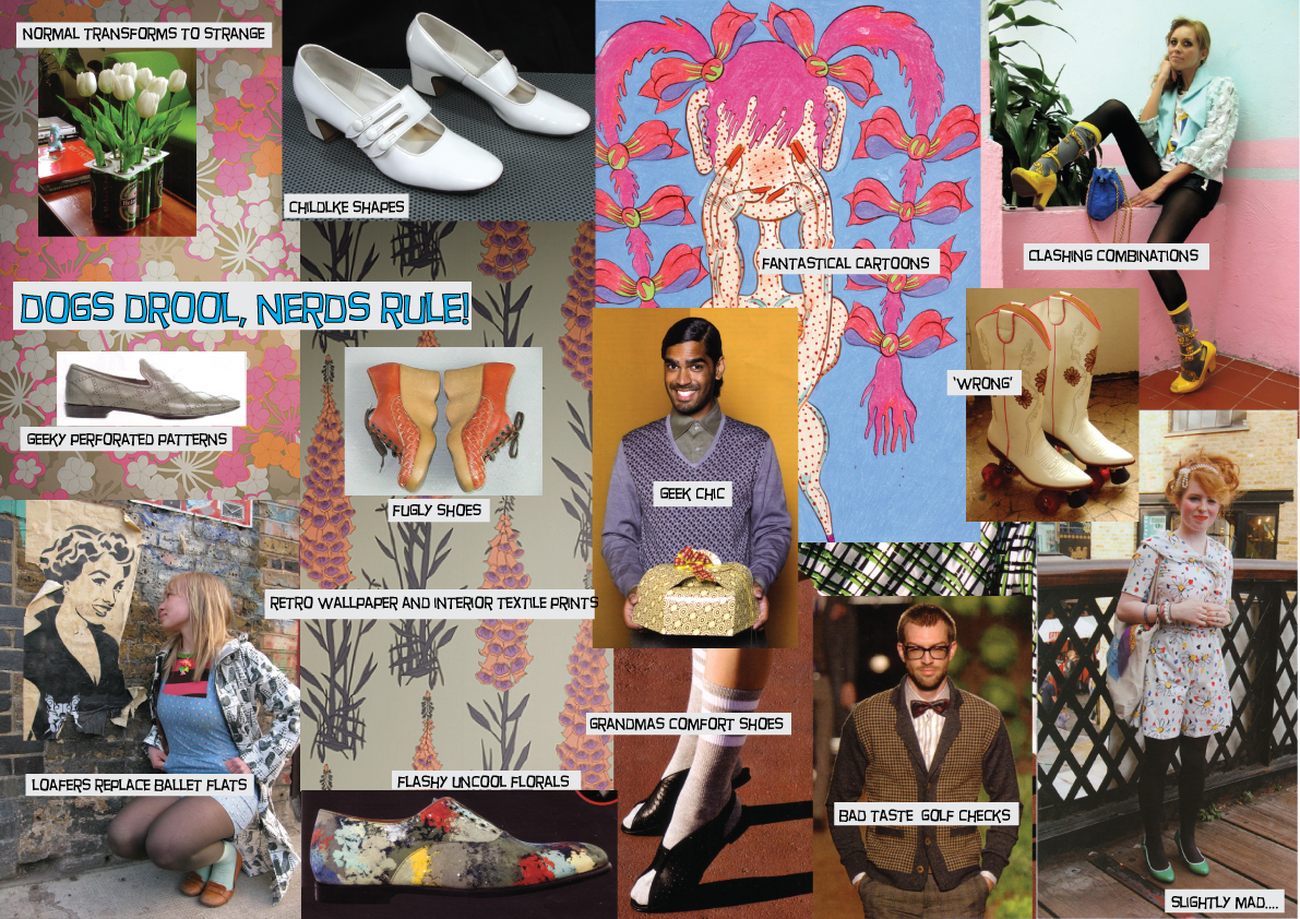 Footwear Designer Shoe Designer Uk Another Mood Board For Underground Shoes Shoedesign Co Uk