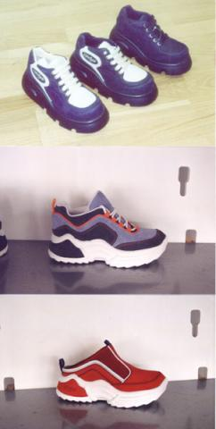 Photo of Dinghy and Shark footwear ranges